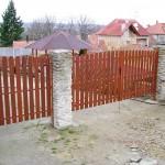 projekty ogrodzenia