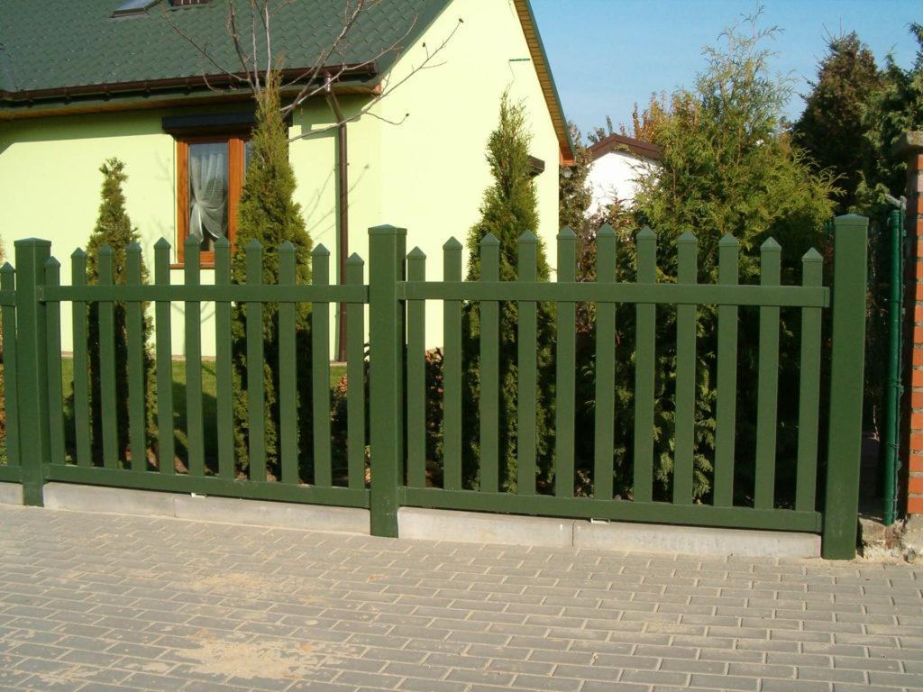 najtańsze ogrodzenie